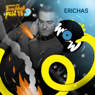 Neringa FM Beachball FEST'16 Promo mix: DJ ERICHAS