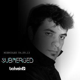 Alberto Brichuk @ S U B M E R G E D 04-09-2013