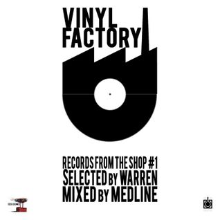 Medline - Vinyl Factory - Records From The Shop #1