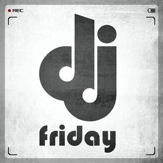 Ruhrkraft @ DJ Friday, Groningen (NL) - 30-01-2015