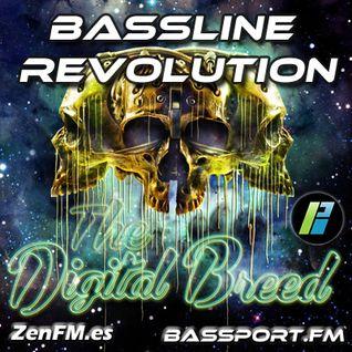 Bassline Revolution #26 - 13.06.13 - Digital Breed - Guest Mix