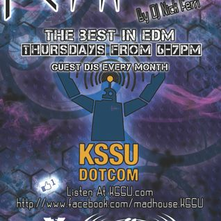 Kung Pow - KSSU Internet Radio Show Mix / Aired - Nov. 15, 2012