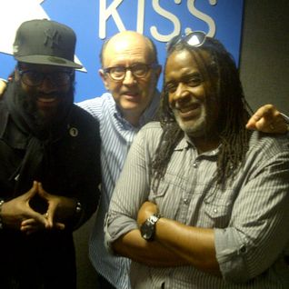 David Rodigan invites Tarrus Riley - Kiss 100 Reggae Show - 10-16-2011