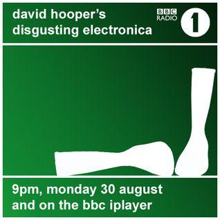 David Hooper's Disgusting Electronica - 30 Aug 10