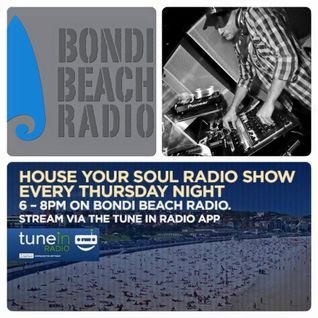 HYS Show on Bondi Beach Radio with George Kristopher 21.1.16