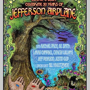 50 Years of Jefferson Airplane @ Lockn' (Arrington, VA) 9/11/2015