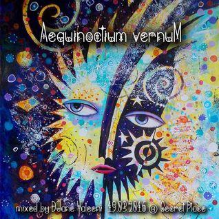 DJane Yaleeni - Aequinoctium Vernum 19.03.2016