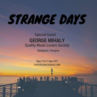 SD048 - Adam Warped + George Mihaly (Quality Music Lovers Society / Budapest)