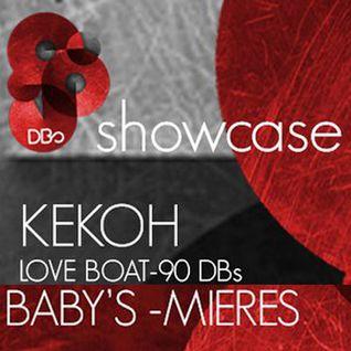 Kekoh - 90 dbs party @ Babys (16/01/2010)
