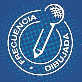 Frecuencia Dibujada #55 - Entrevista a Dante Ginevra - 14-05-15