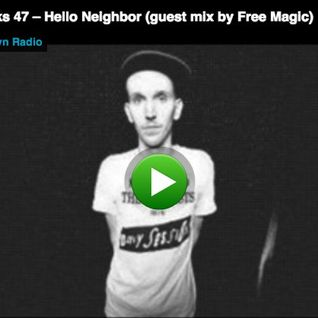 Free Magic - Fireworks - Brooklyn Radio Mix