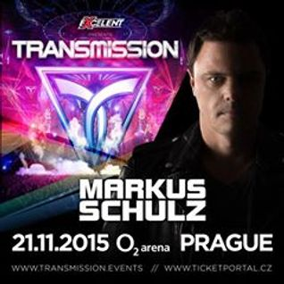 Markus Schulz – Live @ Transmission, O2 Arena Prague (Czech Republic) – 21-NOV-2015