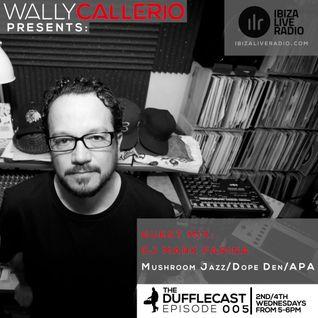 Dufflecast 005 - Mark Farina - Generation Gap Mix - Ibiza Live Radio
