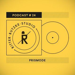 Prismode – Ritter Butzke Studio Podcast #24
