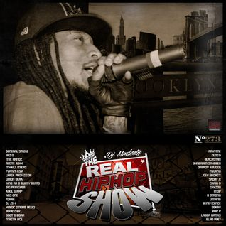 DJ MODESTY - THE REAL HIP HOP SHOW N°273