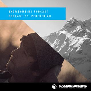 Podcast 77: Pedestrian