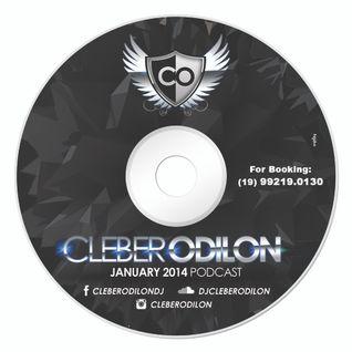 Dj Cleber Odilon - January 2014 Podcast