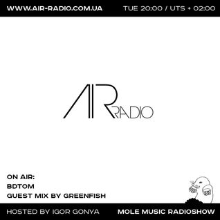 Mole Music Radioshow - Episode 017 with Greenfish