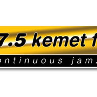 97.5 Kemet FM Drum & Bass Show Guest Mix 02-10-2013