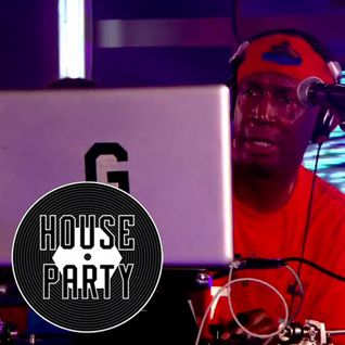 House Party (August 2012) | Grandmaster Flash | Channel 4