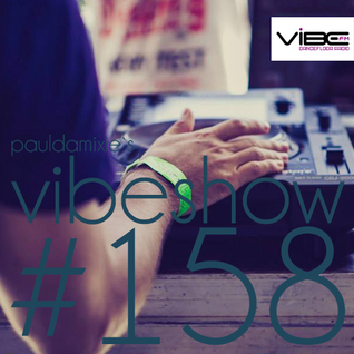 "Paul Damixie`s Vibeshow #158 - Recorded at ""Behind Closed Doors"" 2nd edition"