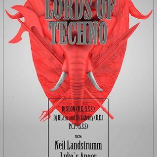 Neil Landstrumm - Livepa At Lords of Techno Torque Club St. Petersburg - 26-04-2014
