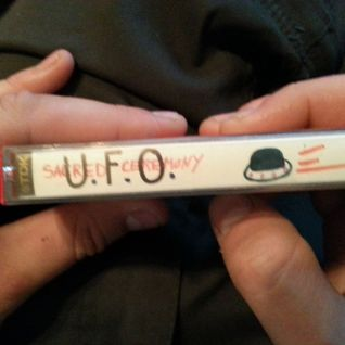 UFO - SACRED CEREMONY - TECHNO HERITAGE - VOL 1 Side A