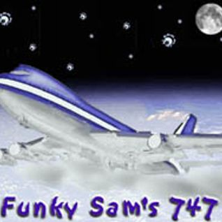 Funky Sam - Flying High Electro House Mix for We Are One Radio: Episode 25