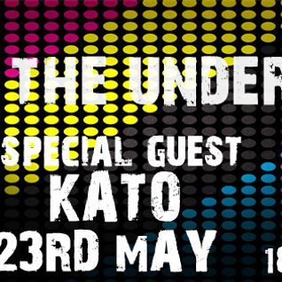 Back To The Underground Radio Show @ Fnoob Techno Radio Hosted by DKult Guest Kato 23th May 2012 (DK