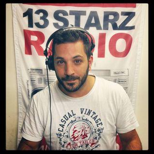 Dj 9shots Live Reggae Dub Mix on #13StarzRadio