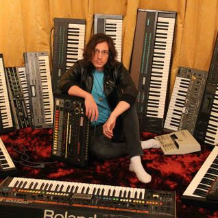 Legowelt w/ Still Serious Nic - 21st April 2015