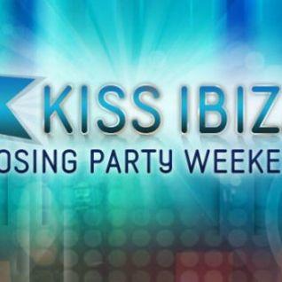 Avicii - Kiss Ibiza Closing Party - 21.09.2013