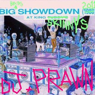 THE BIG BASS SHOWDOWN AT KING SKINNYS