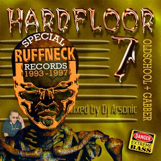 HARDFLOOR vol.7 mix by ARSONIC 22.8.2oI3