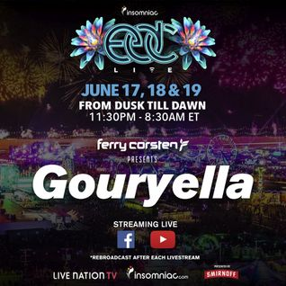 Gouryella (Ferry Corsten) - EDC Las Vegas 2016 (Free) → [www.facebook.com/lovetrancemusicforever]