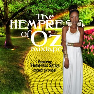Yabai Presents:  Hempress of OZ Mixtape