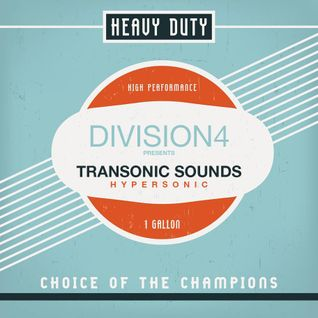 Division 4 presents Transonic Sounds - Hypersonic