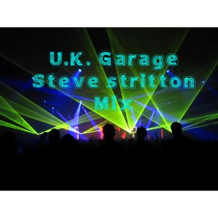 UK GARAGE MIX STEVE STRITTON 14.10.16
