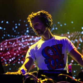 Josh Wink - Live @ Mixmag & Smirnoff Sound Collective, The Lab NYC (New York, USA) - 08.04..2016