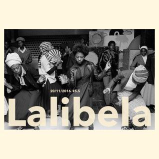 Lalibela 5.5 || 20.11.2016 || Lalibela meets Stepper Allianz