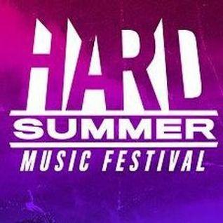MK - Live @ Hard Summer 2015 (Los Angeles) Full Set