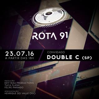 Rota 91 - 23/07/2016 - Convidado - Double C - SP
