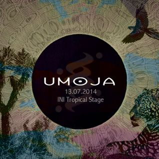 Umoja @ INI tropical stage Graefenthal