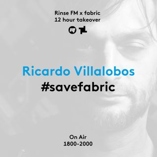 Ricardo Villalobos - Live @ Rinse Fm, Save Fabric (London, UK) - 03.09.2016.mp3
