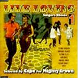 Papa Cojie of Mighty Crown - Live Loving Singers Choice Vol 1