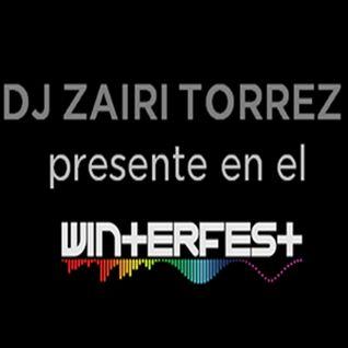 Zairi Torrez live @ WINTERFEST 2013, Cochabamba, Bolivia - 13-06-2013