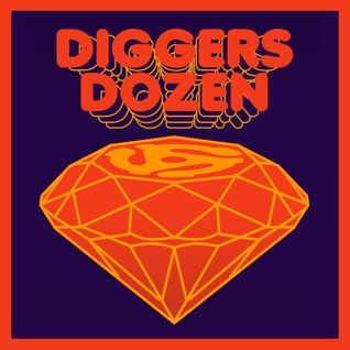 James Smith - Diggers Dozen Live Sessions (February 2013 London)