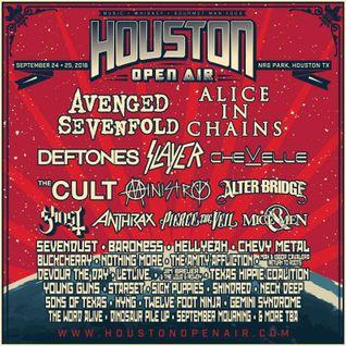 Houston Open Air Mix Volume 6