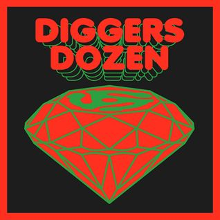 Kid Dyno - Diggers Dozen Live Sessions (September 2014 London)