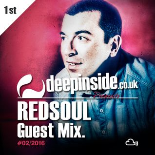 DEEPINSIDE presents REDSOUL (Exclusive Guest Mix)